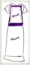 PDF Mama Tochter Rock aus einem alten Kleid